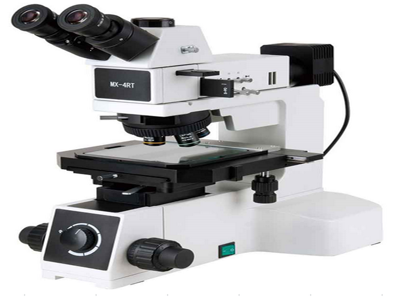 METALLURGICAL MICROSCOPE MX-4R Series