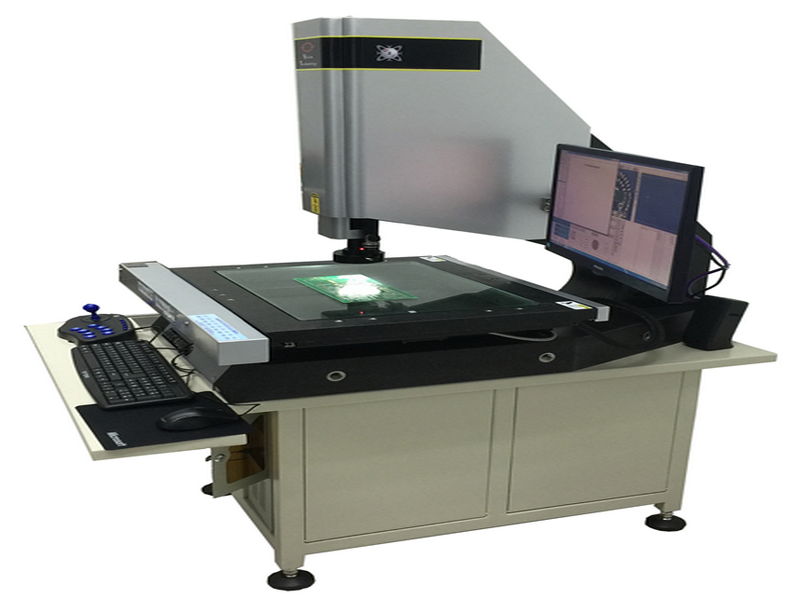 VIDEO MEASURING MICROSOPE DSC300 Series (X, Y, Z axis)